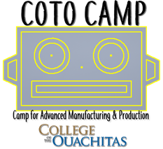 COTO Camp for Advanced Manufacturing and Production